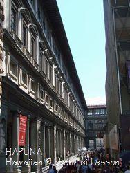 ウフィツィ美術館