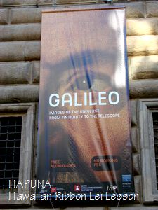 ガリレオ展