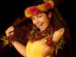 Natasha Odaの2001年Merrie Monarchでの踊り